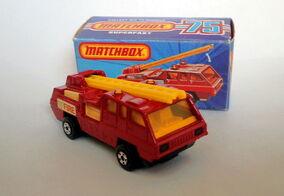 Blaze Buster (MB 22 box)