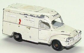 6214 Bedford Ambulance