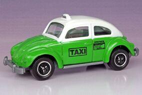 Matchbox Volkswagen Beetle Taxi - 1279ef