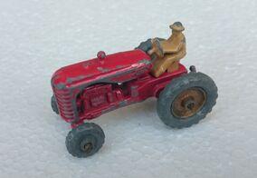 Massey-Harris Tractor (4-B)
