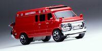 ´95 Custom Chevy Van