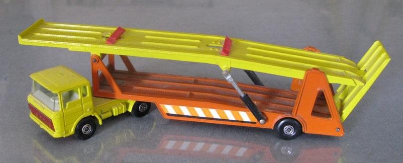 Daf Car Transporter K 11 Matchbox Cars Wiki Fandom