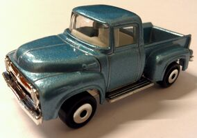 MB-66 1956 Ford Pick Up