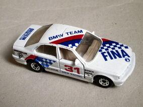 BMW 5 Series (White)