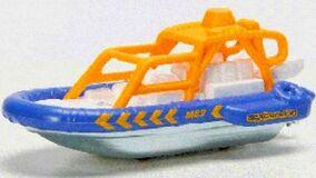 Sea Spy Cast