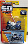 60th Anniversary 17 BMW R1200 RT-P Police Motorcycle