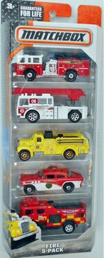 Fire 5Pack 2015