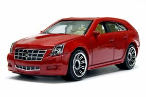 Cadillac CTS Wagon - 07409hf