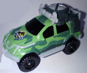 Mercedes M-Class (The Lost World 1997)