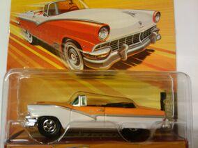 Superfast 1956 Ford Sunliner