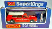 Ambulance (Super Kings Germany)