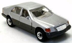 Mercedes-Benz 600 SEL (1992-93)