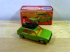 VW GOLF (1976 in Box)
