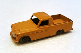 Commer Pick-Up Mk VIII (50-A)