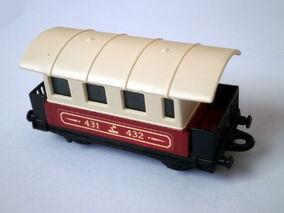 Passenger Coach 1978