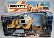Bedord Cement Truck (BOX)