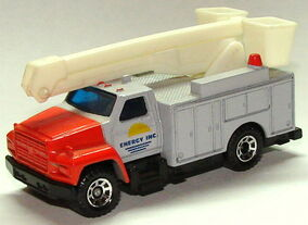 8933 Utility Truck