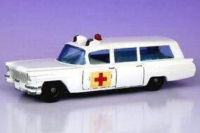 S & S Cadillac Ambulance - 2437df