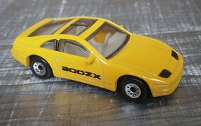 NISSAN ZX300 (Yellow)