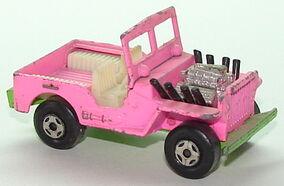 7101 Hot Rod Jeep R