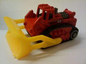 Dirt Machine red