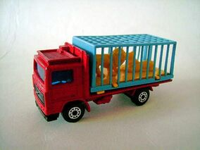 Volvo ZOO Truck Cast