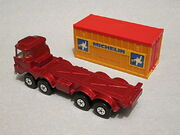 Scammell Container Truck (1979 Rear)