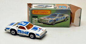 Chevy Pro Stocker (1981-82)