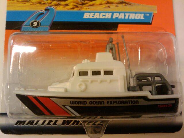 File:Sea Rescue Boat white and black.jpg