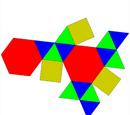 Triaugmented hexagonal prism