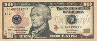 10 USD a