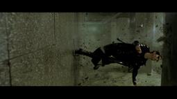 Rescue of Morpheus Lobby Wall Run
