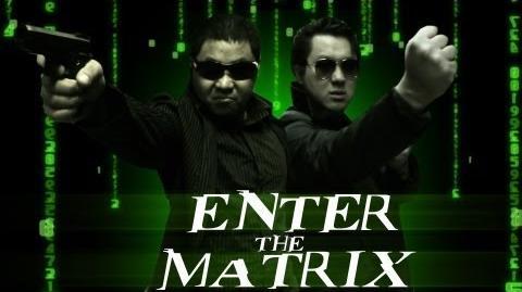 Enter the Matrix Parody short film