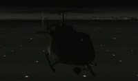 SWAT helicopter the matrix