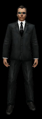 Agent Gray