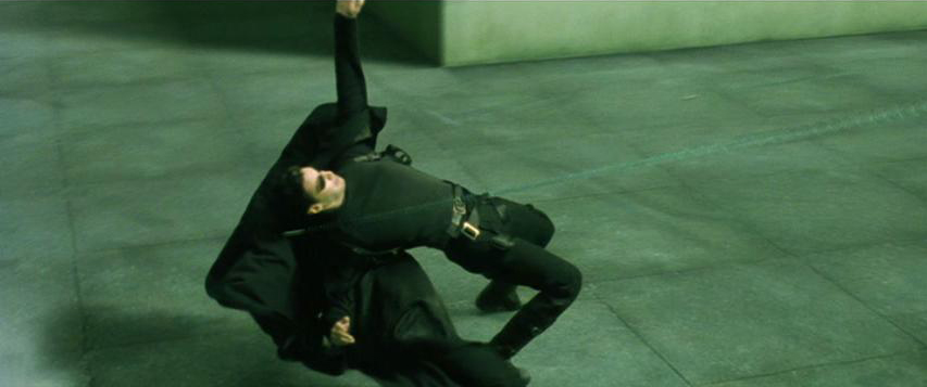 Image - Neo's bullet time.JPG | Matrix Wiki | FANDOM powered by Wikia