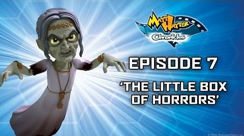 Hatter TV Episode 7 – The Little Box of Horrors