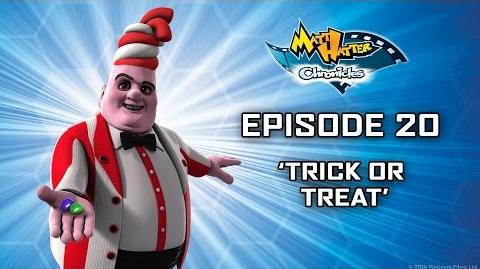 an overview of the trick or treat episode of roseanne They're so successful getting candy they decide to do it every year star trek the original series episode catspaw when kirk, spock and mccoy beam down to a planet they encounter witches, a wizard with a black cat familiar and a dungeon with hollywood torches and skeletons kirk says that it looks like someone is playing an elaborate trick or treat.