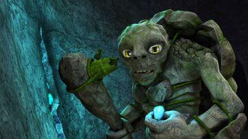The Troll doom stone