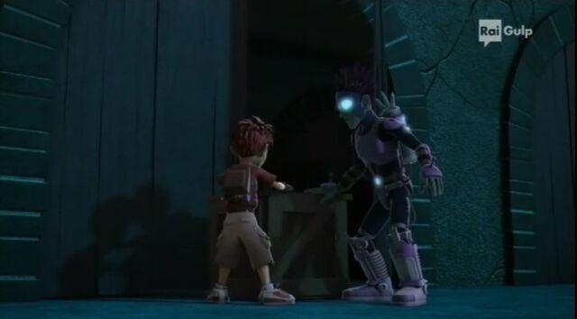File:Captain Lightning helps Matt with his plan.jpeg