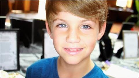MattyB @ The Fox Theater (Behind the Scenes with D-Coy)