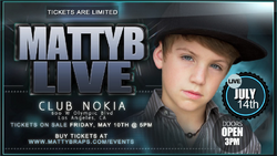 MattyB Live Club Nokia