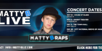 MattyB Live at The Town Hall