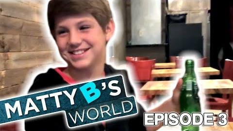 "MattyB's World - Episode 3 ""Boston"""