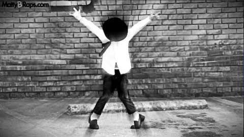 8 year old dances to Michael Jackson - Billie Jean (MattyBRaps)