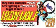 IIronwolf ad dcdw