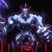 Terrorax's mutant form