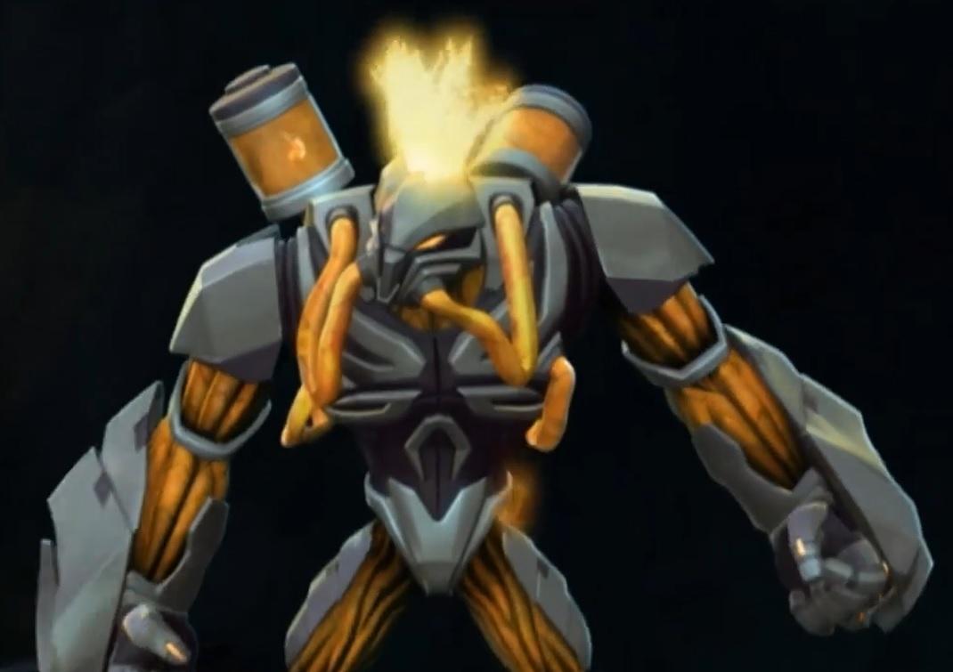 Toxzon Mysterious Orange Toxin