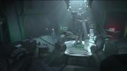 Berto's old robotic laboratory