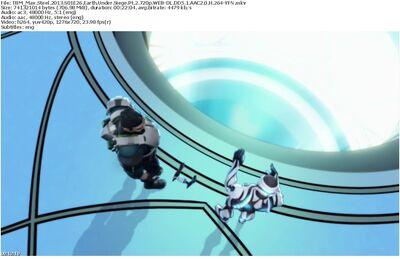 Max Steel Reboot T.U.R.B.O Energy Absorbing Chamber
